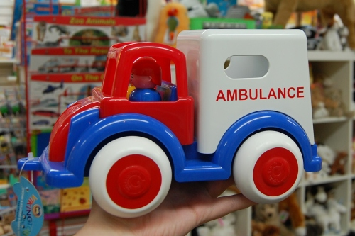 Awesome Viking Toys ambulance