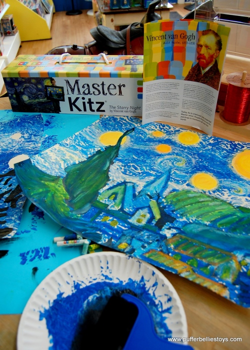Master Kitz: The Starry Night