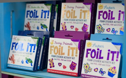 Foil It - the world's most addictive craft activity?