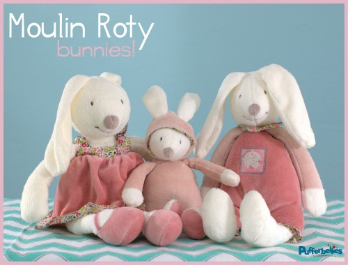 moulin roty capucine bunnies