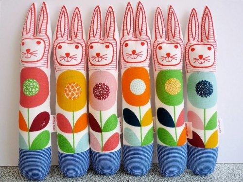 jane foster flower bunnies